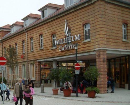 shoppingcenter wilhelmgalerie ludwigsburg kappes ipg gmbh. Black Bedroom Furniture Sets. Home Design Ideas